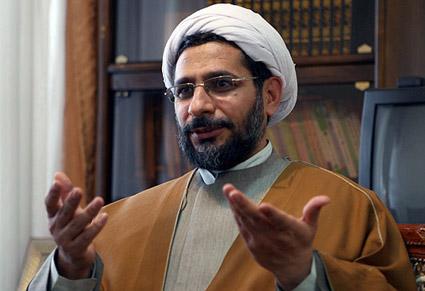 حجتالاسلام حمید محمدی
