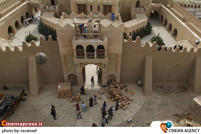 پشت صحنه آخرین قسمت مختارنامه (حمله آل زبیر به دارالعماره )