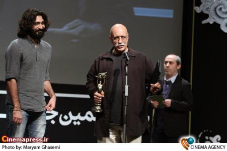 هوشنگ گلمکانی منتقد در چهارمین جشن مستقل فیلم کوتاه