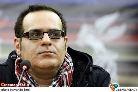مازیار فکری ارشاد در نشست فیلم یک سطر واقعیت در سی امین جشنواره فیلم فجر
