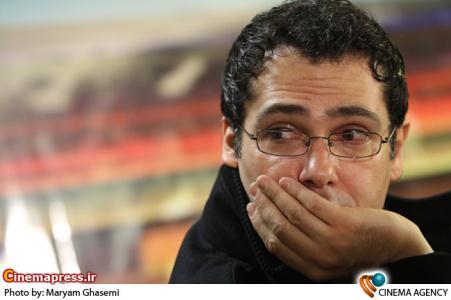 کوروش تهامی در نشست فیلم بی خداحافظ در سی امین جشنواره فیلم فجر