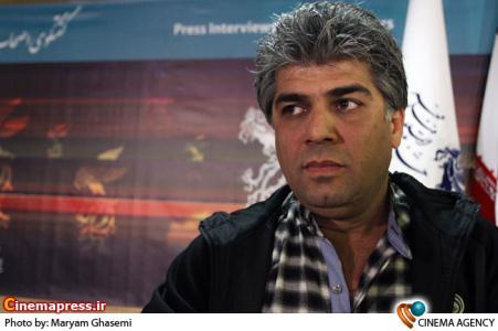 ستار اورکی آهنگساز در نشست فیلم شورشیرین در سی امین جشنواره فیلم فجر