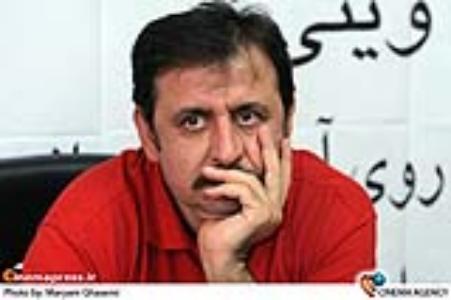 حسین قناعت کارگردان فیلم زخم شانه حوا در نشست