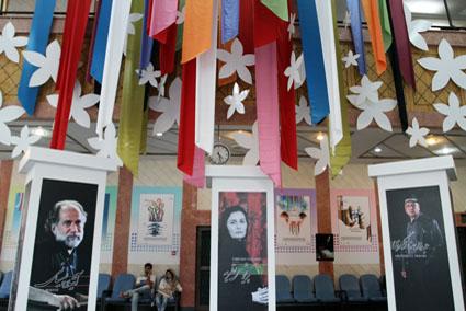 حاشیه جشنواره فیلم ویدئویی تهران