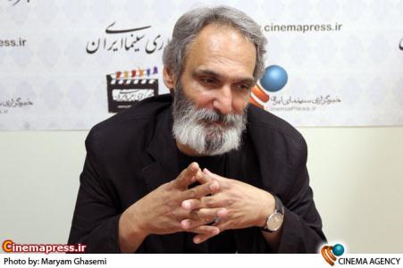 جهانگیر الماسی در خبرگزاری سینمای ایران