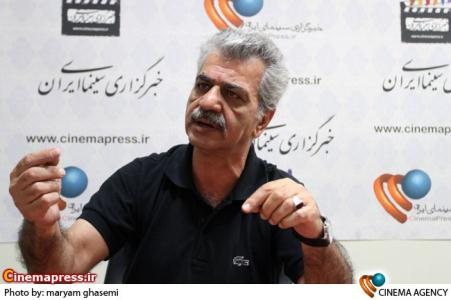 مهدی صباغ زاده کارگردان در خبرگزاری سینمای ایران