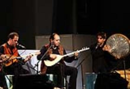 """گروه موسیقی سنتی """"طیفو"""