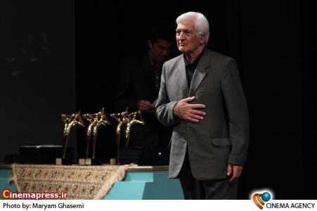 هوشنگ ظریف در  اختتامیه دوازدهمین جشن خانه موسیقی