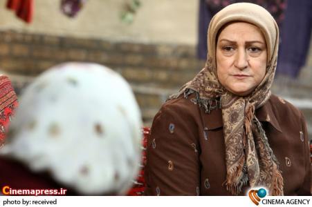 مریم امیر جلالی در مجموعه تلویزیونی چهارچرخ به کارگردانی جواد مزد آبادی