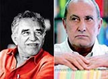 مارکز و بهمن فرزانه