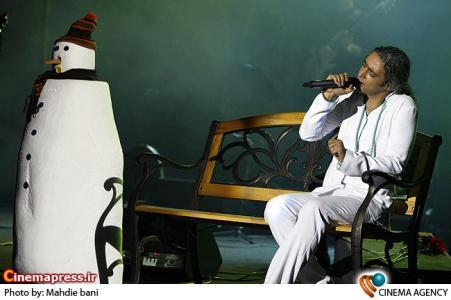 کنسرت موسیقی مازیار فلاحی در برج میلاد