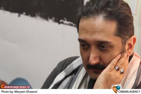 امید بنکدارکارگردان سریال حیرانی در خبرگزاری سینمای ایران