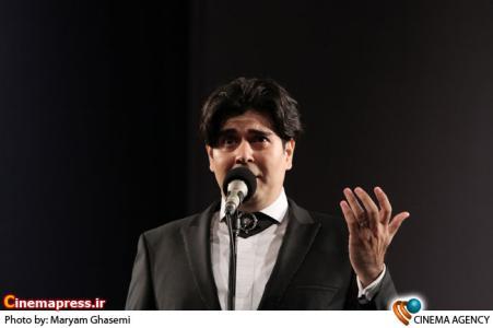 اجرای سالار عقیلی در  کنسرت ارکستر مهرنوازان به رهبری فرهاد فخرالدینی