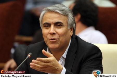 سید ضیاء هاشمی در جلسه رئیس سازمان سینمایی با صنوف سینما