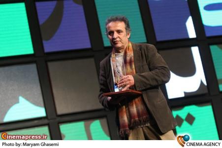 محمود سماک باشی بهترین صدابردار در جشنواره بیست و نهم فیلم فجر