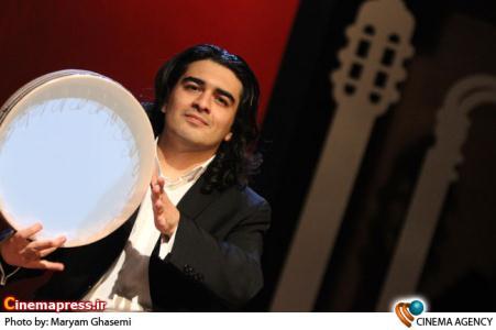 کنسرت سامان احتشامی در بیست و هفتمین جشنواره موسیقی