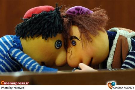 نمایی از فیلم سینمایی «کلاه قرمزی و بچه ننه» به کارگردانی ایرج طهماسب