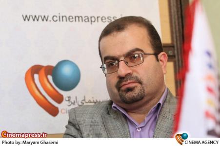 سعید الهی مدیر روابط عمومی انجمن سینمای جوان درخبرگزاری سینمای ایران