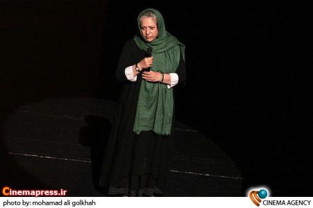سخنرانی رخشان بنی اعتماد در مراسم سالروز تولد عزت الله انتظامی