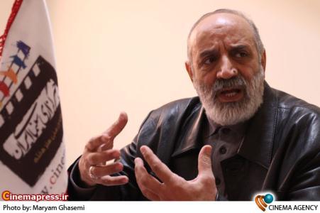 جمال شورجه کارگردان در خبرگزرای سینمای ایران