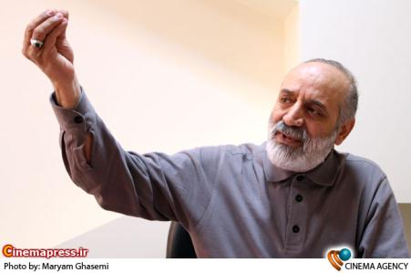 جمال شورجه کارگردان در نشست نقد وبررسی سی امین جشنواره فیلم فجر در سینما پرس