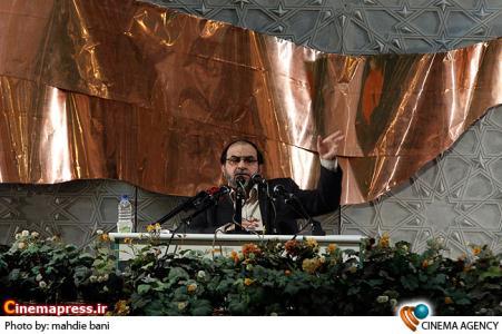 سخنرانی «رحیم پور ازغدی» در جشنواره فیلم عمار