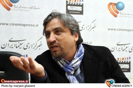 محمدرضا آهنج کارگردان مجموعه تلویزیونی «راستش را بگو» در خبرگزاری سینمای ایران