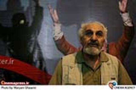 محمد ساربان بازیگر  درهفدهمین نمایشگاه و جشنواره مطبوعات و خبرگزاری ها
