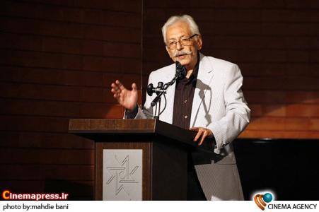 سخنرانی جمشید مشایخی در مراسم بزرگداشت مرحوم اکبر رادی
